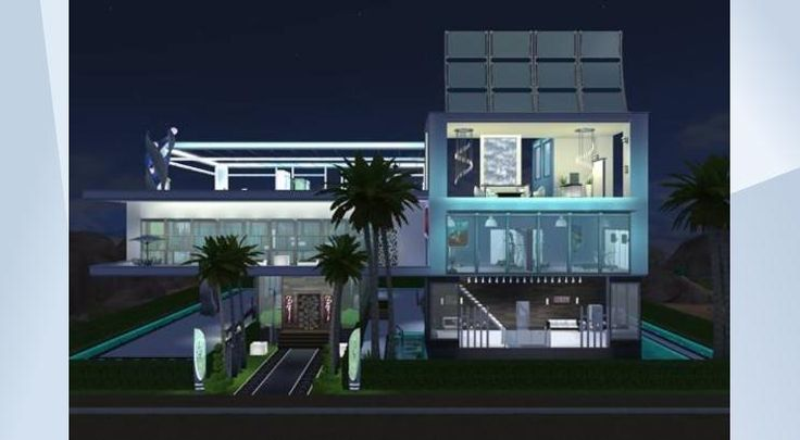 Moderno Celebrity Mansion | Residential | 50x50 |  by sueladysims | Sims 4 Gallery | This was my first biggest lot I created 4 my #celebrities. Sure they live fancy in #oasisprings. A complete makeover. It has #openpoolhouse#rooftop#bbq#spa#bar#patio#chillzones#games#office#art#instruments#piano#djbooth#dancefloor So much to explore!Where do your celebreties live? A #cleancut #modern#design #rich#stars#minimalistic #gym #pool #penthouse #patio #nocc#loft#manor#estate #celebrity DL, FAV…
