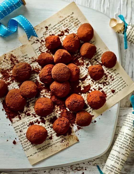 ... edible gifts confectionery forward mocha truffles mocha truffles