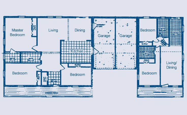 Small mother in law suite floor plans for Garage with inlaw suite plans