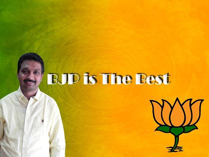 BJP is the Best..............