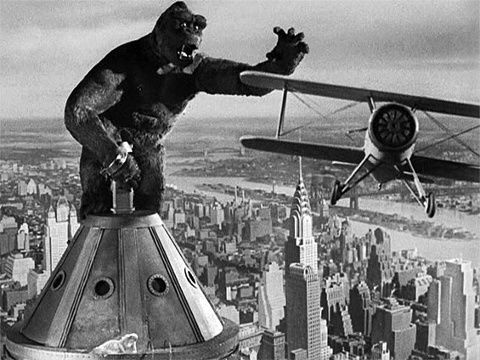 Report: New 'King Kong' movie to shoot in Detroit | Entertainment - Home