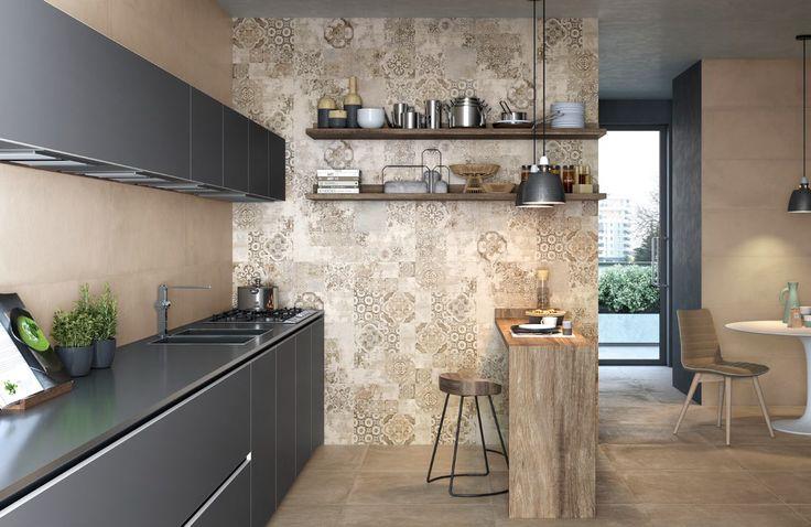 #Ragno #Terracruda Sabbia 40x120 cm R65N | #Gres #cemento #40x120 | su #casaebagno.it a 60 Euro/mq | #piastrelle #ceramica #pavimento #rivestimento #bagno #cucina #esterno