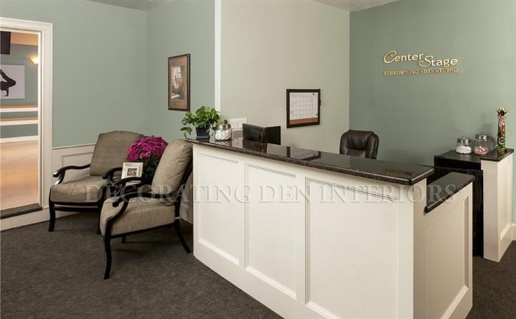 Best 25 Small Reception Desk Ideas On Pinterest