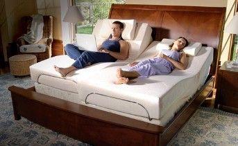 Custom Comfort Beds Adjustable King Size Split
