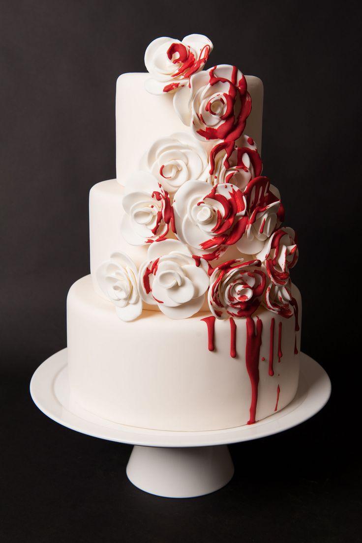 Til death do us part | Miss Ladybird Cakes