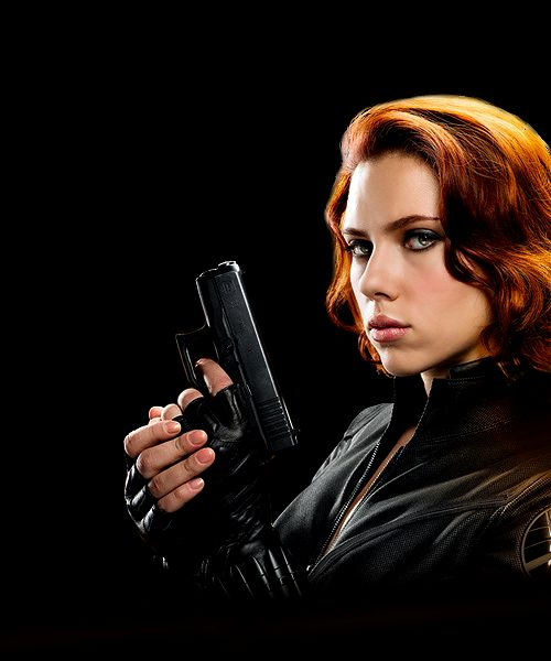 Scarlet Johansson! #blackwidow