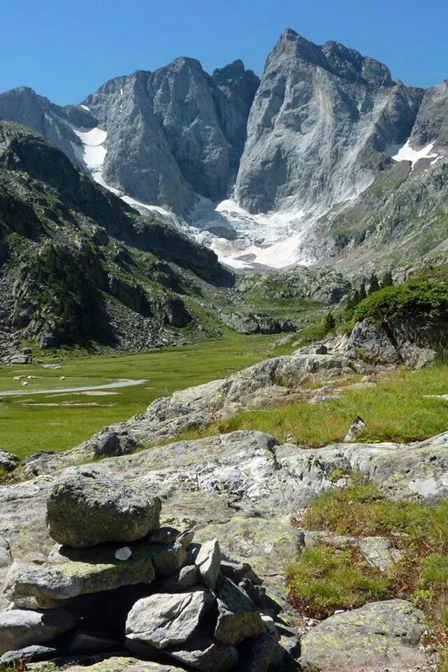 Vignemale, Hautes-Pyrenees