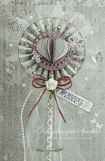 Live & Love Crafts' Inspiration and Challenge Blog: Lollipop Love