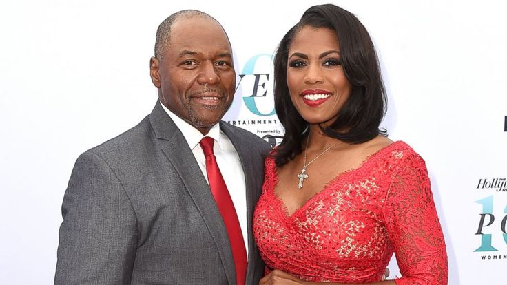 Omarosa Manigault wed Pastor John Allen Newman in a ceremony held today at the Trump International Hotel in Washington, D.C. The bride announced the news on Twitter with a photo of herself in a pale pink wedding gown, holding hands with the Jacksonville, Florida, pastor, who sported a brown suit...