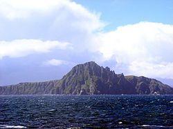 Kap Hoorn von See aus gesehen