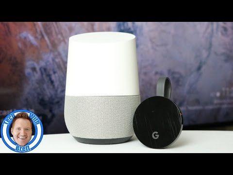 (16) Control Chromecast With Google Home - YouTube, Netflix, Music, Google Photos - YouTube