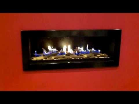 Hole in the Wall Fires and Fireplaces. Modern Fireplace Designs by CVO UK