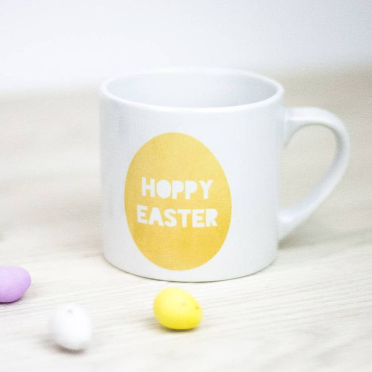 Children's Easter Egg Mug – Little Pieces
