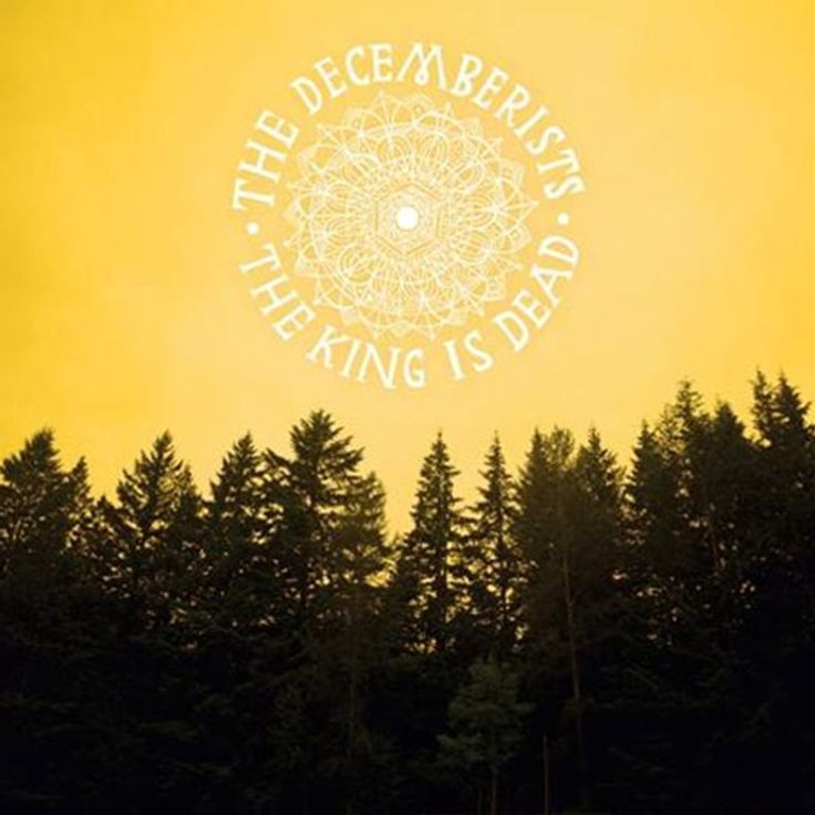 The Decemberists - The King Is Dead on LP