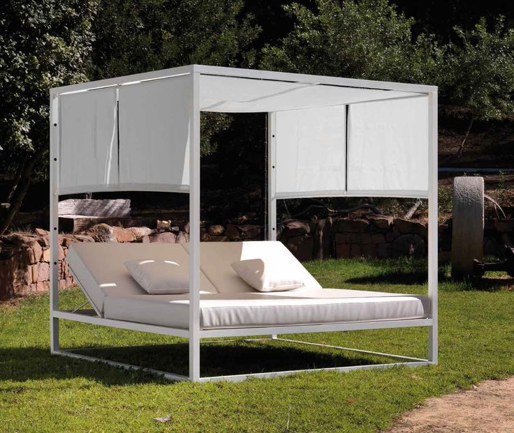 50 best images about crea tu rinc n chill out con camas for Cama balinesa