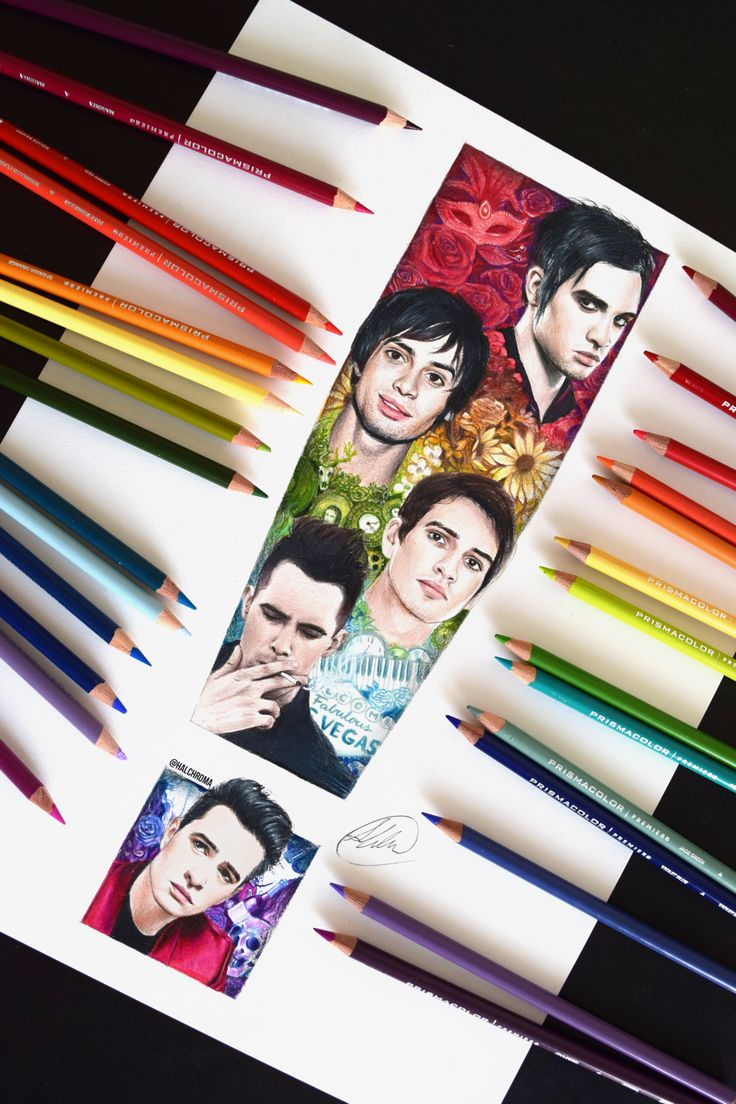 The eras of Brendon<<<This is so... Just wow.
