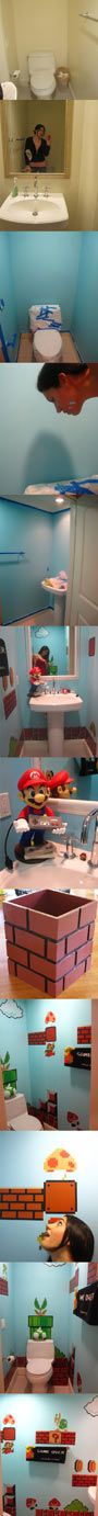 I want my bathroom to look like this