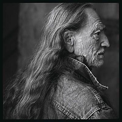 Because who better (or cooler) than the Redheaded Stranger to take on a trip to Hell. Plus we can sing On The Road Again over and over and over