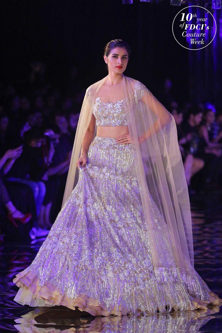#ICW2017 #ManishMalhotra #CoutureWeek #ADecadeofCouture