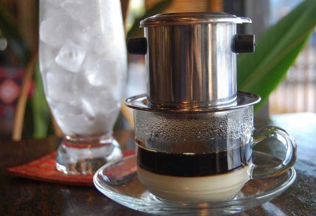 Café helado vietnamita