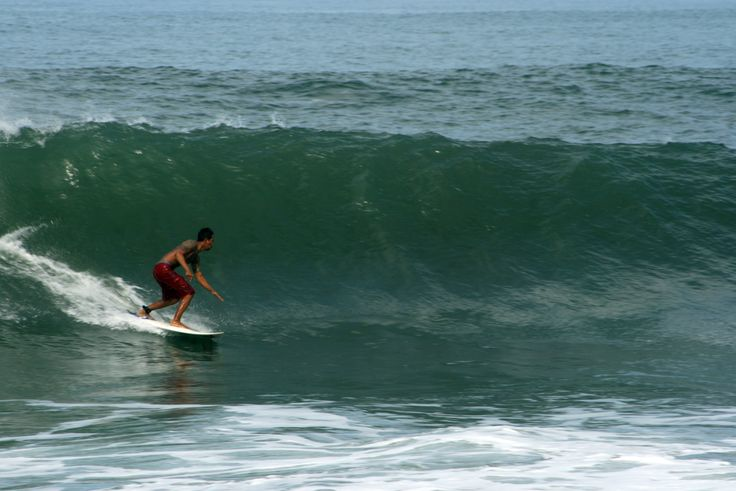 Let's surf with Bali local surf guide. http://www.balisurfwaves.com/
