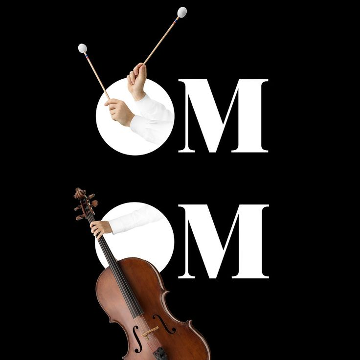 New Logo and Identity for Orchestre Métropolitain by byHaus #graphic #design #branding #identity