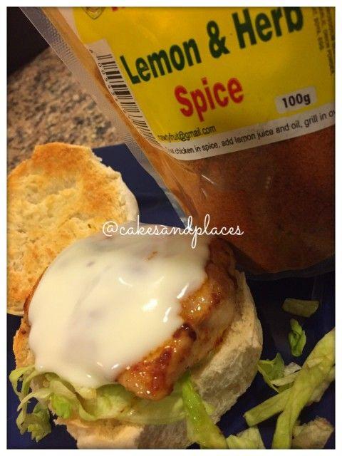Mochachos Copycat Burger