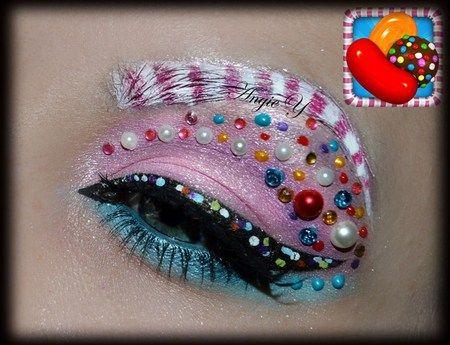 Candy Crush Look https://www.makeupbee.com/look.php?look_id=94253