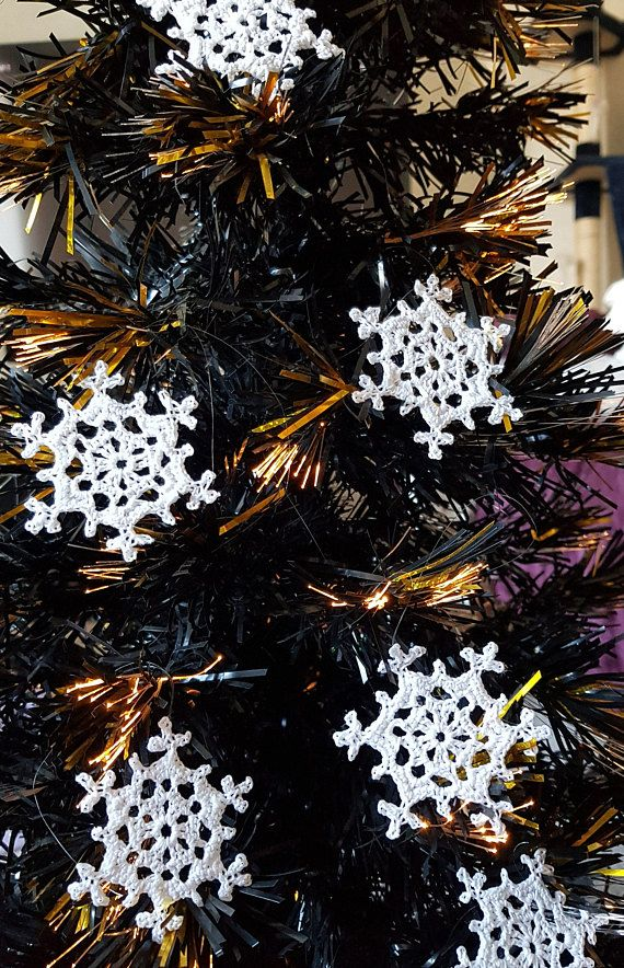 Christmas tree decorations snowflake decoration window