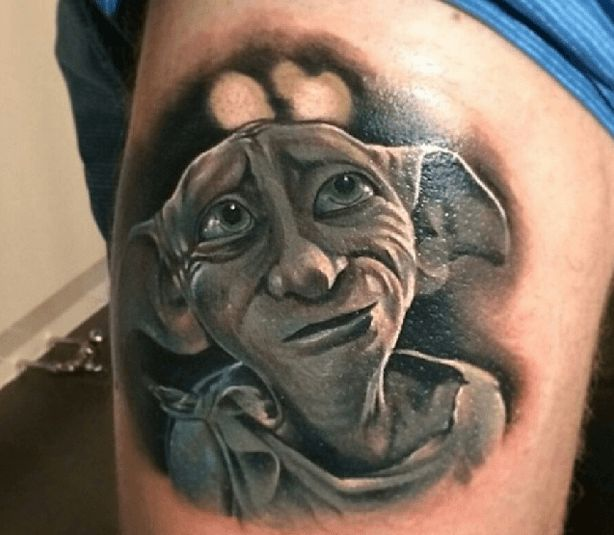34 Harry Potter Tattoos. One is Shocking!