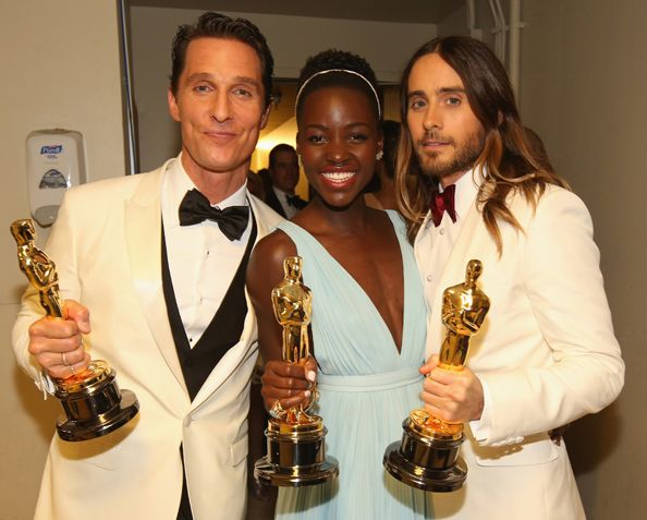 OSCARS 2014 ROUND-UP | THE WINNERS, THE SELFIES, THE TEARS AND THE DEPARTED