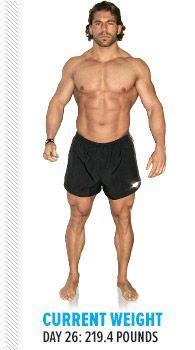 30 Days Out: Craig Capurso's Extreme Cut Trainer Day 26 - Bodybuilding.com