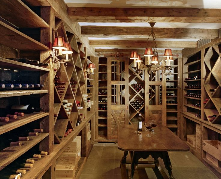 wine cellar in the basement of this restored barn restored old barns alternative uses. Black Bedroom Furniture Sets. Home Design Ideas