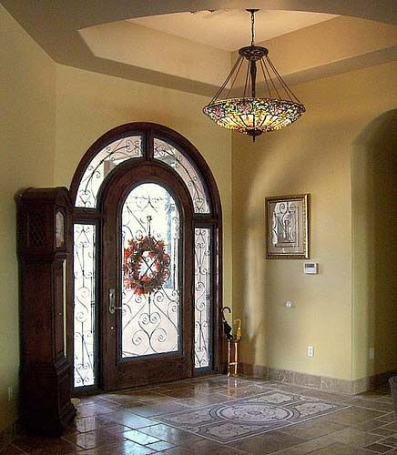Foyer Arch Designs : Best images about entrance way foyer on pinterest