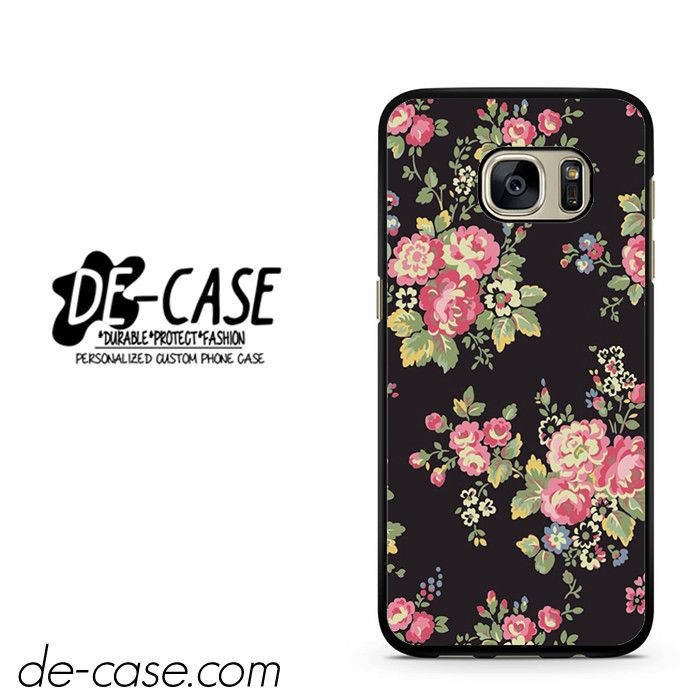 Floral Flower DEAL-4269 Samsung Phonecase Cover For Samsung Galaxy S7 / S7 Edge