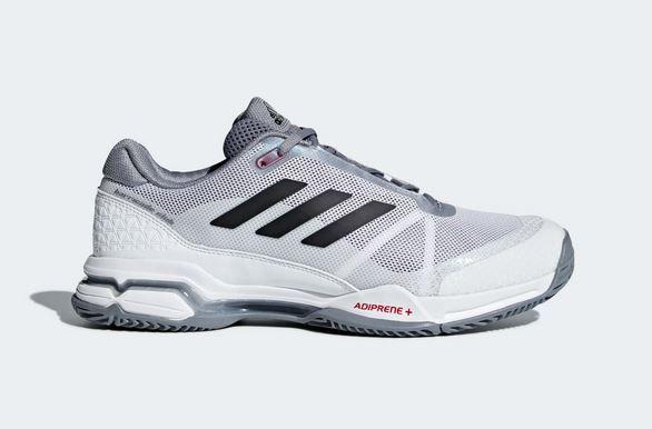 Adidas Men S Barricade Club Tennis Shoes Club Shoes Trendy Tennis Shoes Tennis Shoes