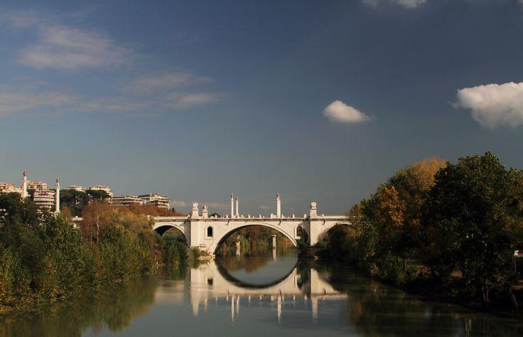 Ponte Flaminio, Roma