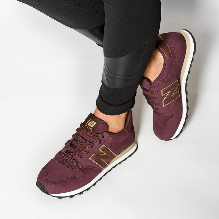 New Balance GW500 - Trainers - burgundy