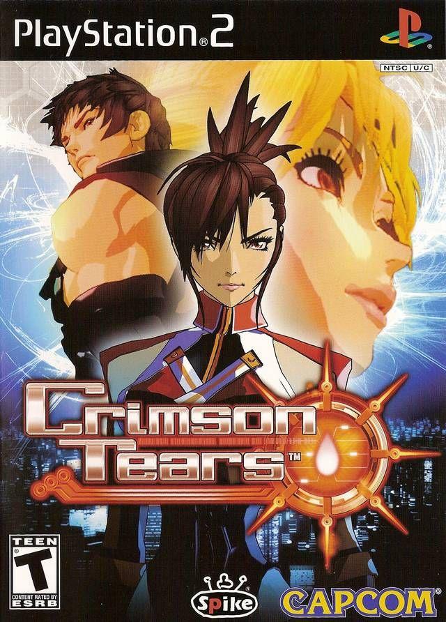Crimson Tears Sony Playstation 2 Game