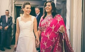 Same-Sex Indian Wedding at Eventi Hotel NYC