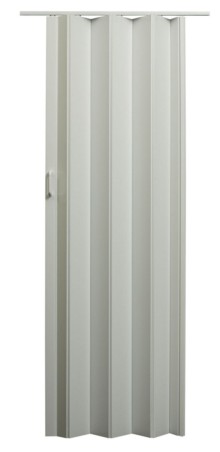 Features Accordion Door Design Is Ideal For Closets And
