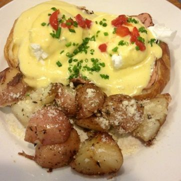 What would you like for BREAKFAST or BRUNCH this holiday weekend at  RED HOUSE CAFE? Cinnamon Brioche French Toast with Orange Marmalade  Butter, Fresh Berries and Syrup, or Eggs Benedict, or another Special Choice... See our Menus on our NEW WEBSITE at www.redhousecafe.com to choose your special entrée then come dine with us...