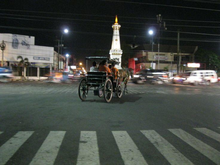 Tugu Jogja, Yogyakarta.