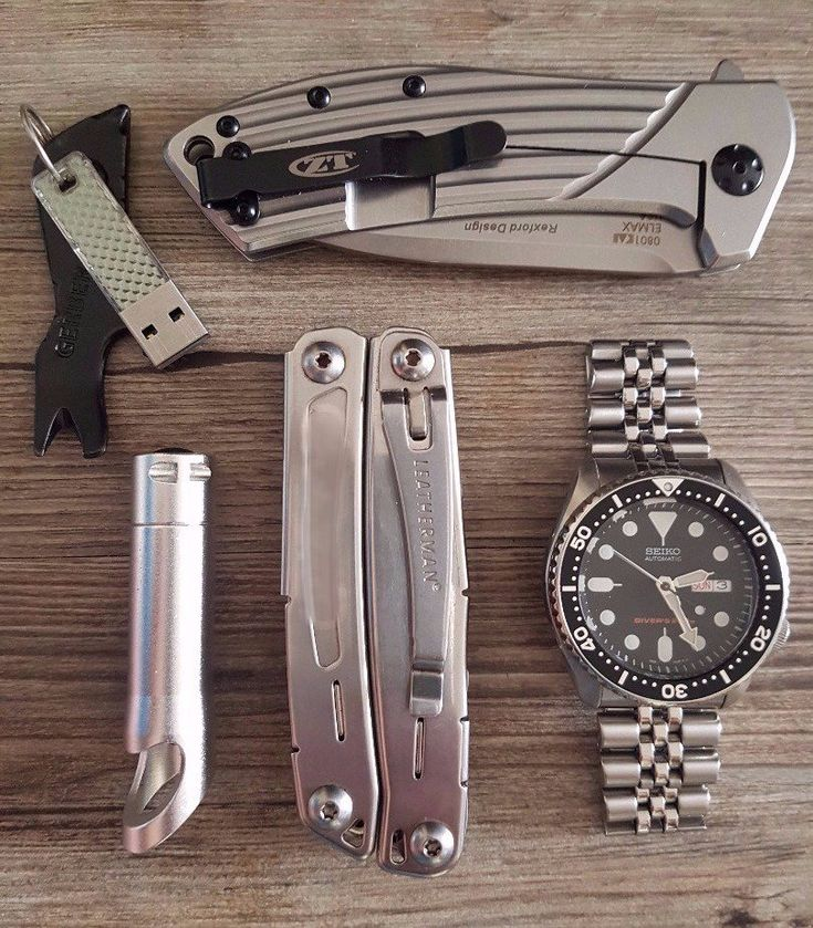 Steely Knives Edc Everyday Carry Edc Tools Edc