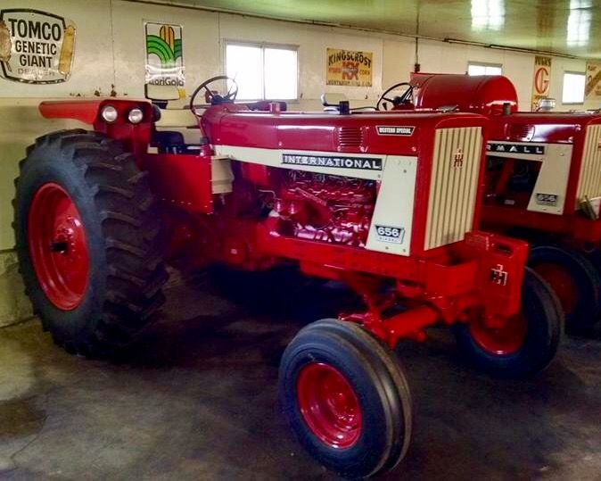 Cdc Ae Fc Fb A Cd International Harvester Tractors