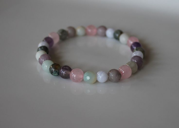 ANXIETY RELIEF BRACELET / Stress Relief / Dispel negative energy / Serenity Peace Balance / Anxiety Jewelry by zaraluna on Etsy https://www.etsy.com/listing/227156323/anxiety-relief-bracelet-stress-relief