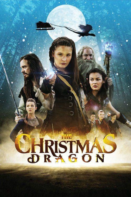 The Christmas Dragon 2015 full Movie HD Free Download DVDrip