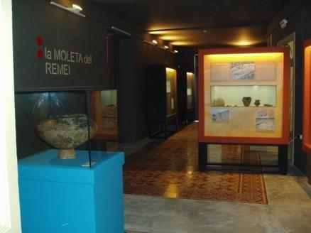 #recomanat Centre d'Interpretació de la Cultura dels #Ibers ubicat a la Casa O'Connor objectes de l'emblemàtic jaciment de Sant Jaume-Mas d'en Serrà i del poblat ibèric de la Moleta del Remei, així com d'altres poblats de la zona #Alcanar #GaudeixAlcanar #cultura