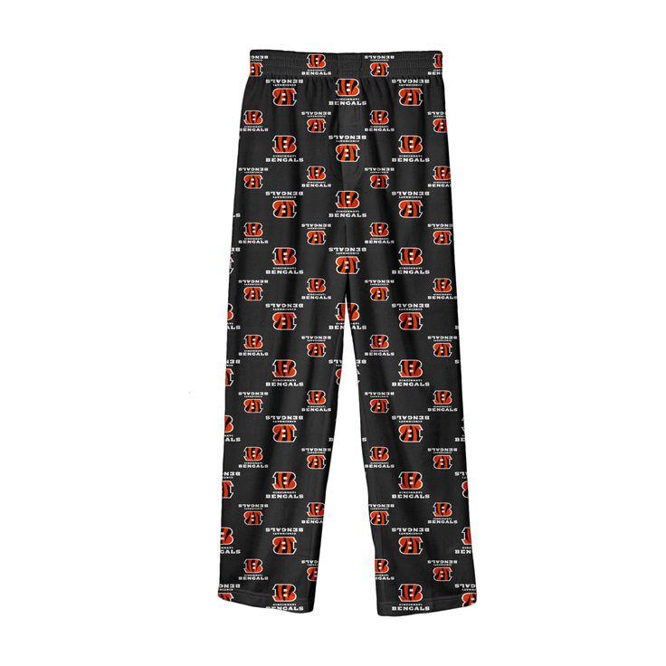 NFL Cincinnati Bengals Lounge Pants XS, Boy's https://www.fanprint.com/licenses/cincinnati-bengals?ref=5750