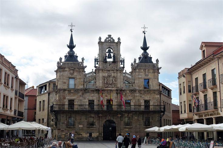 Astorga. Ayuntamiento. (Castilla y León)